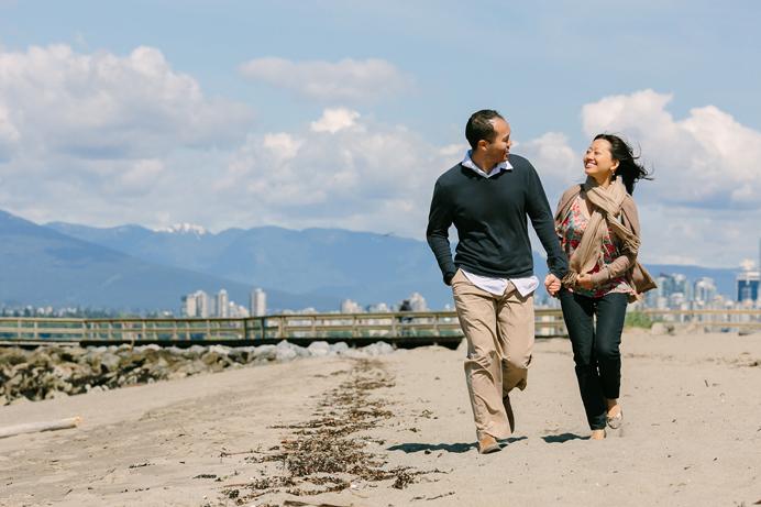 Jericho beach engagement Vancouver (4)