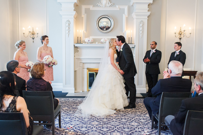 Ceremony at The Vancouver Club