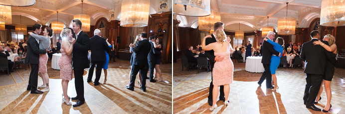 Dancing at the Vancouver Club