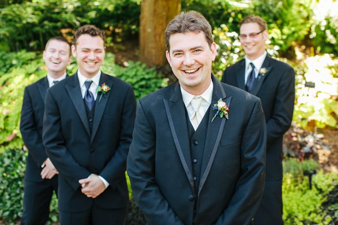 Vandusen Garden weddings