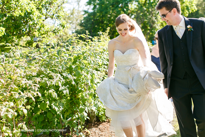 Vandusen Garden weddings