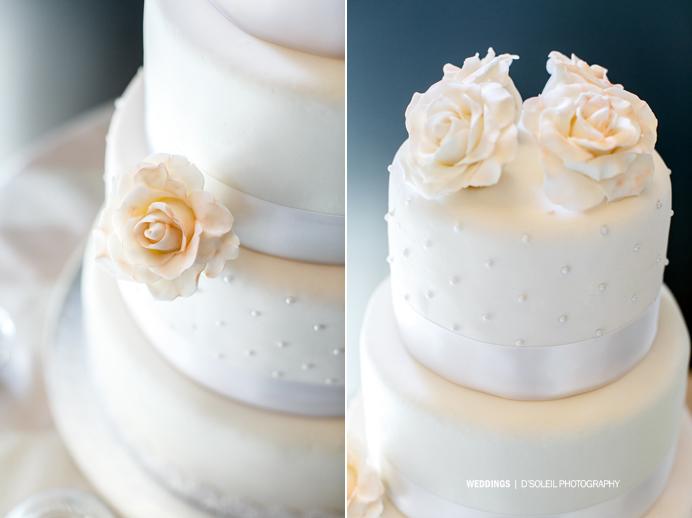 Ganache Patisserie cake