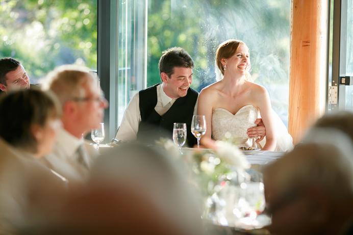 Vandusen garden indoor wedding