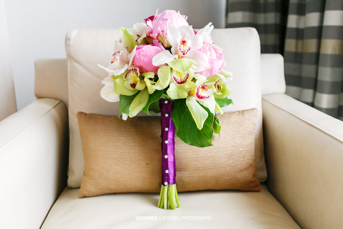 Vancouver wedding flower bouquets