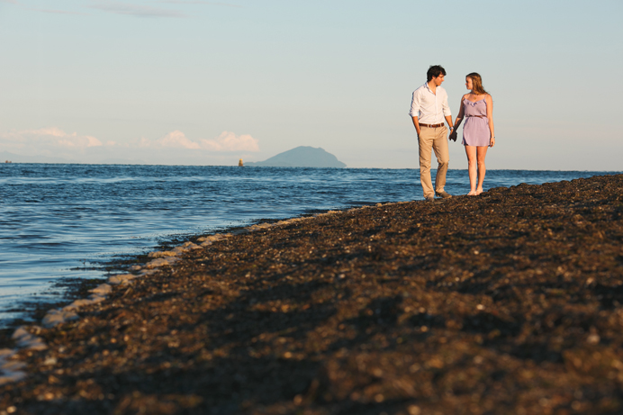 Vancouver beach engagement session (7)