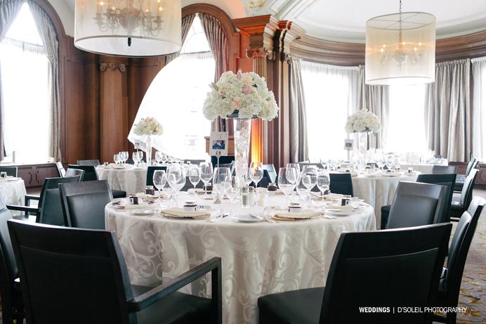 Vancouver Club ballroom