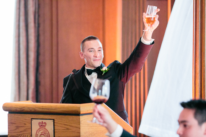 The Vancouver Club Wedding (18)
