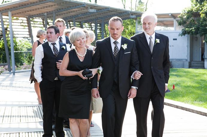 Wedding at Queen Elizabeth Park