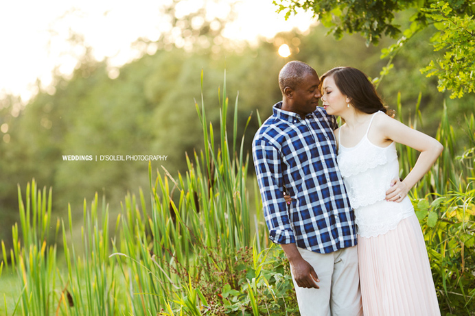 Deer Lake wedding engagement session (4)