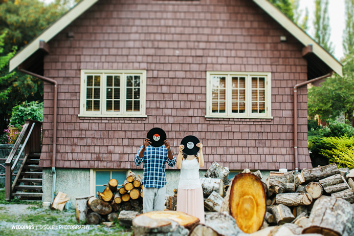 Deer Lake wedding engagement session (1)