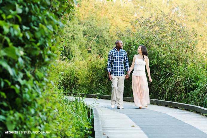 Deer Lake wedding engagement session (3)