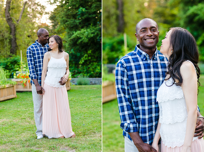 Deer Lake wedding engagement session (2)