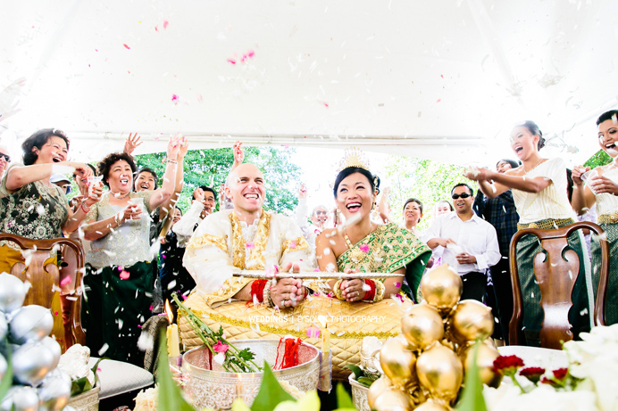Best Cambodian wedding photos in Vancouver