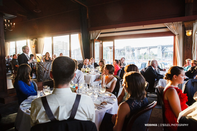 Best wedding restaurant locations in Vancouver
