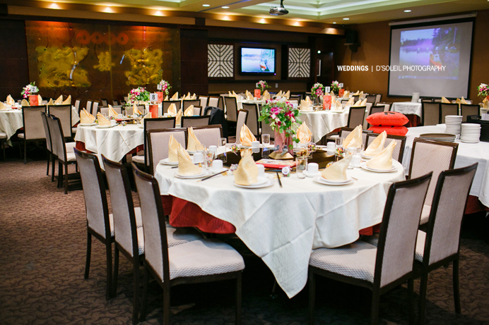 Fortune House Restaurant wedding venue