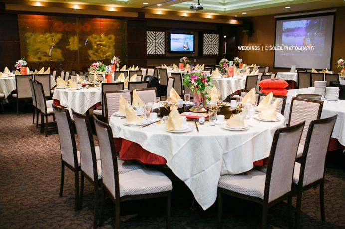 Fortune House Restaurant wedding venue