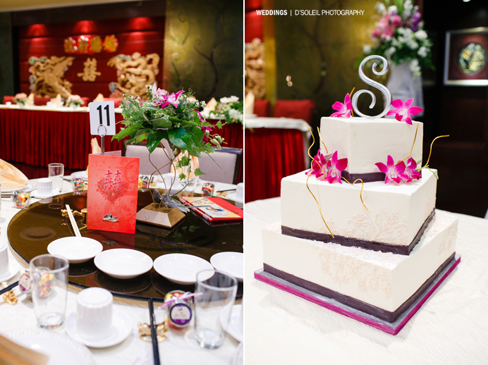 Fortune House Restaurant Wedding at Metrotown