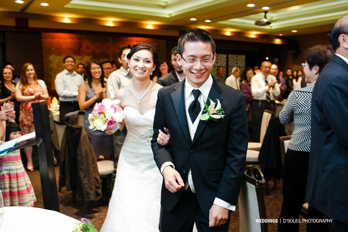 Chinese wedding at Fortune House Burnaby