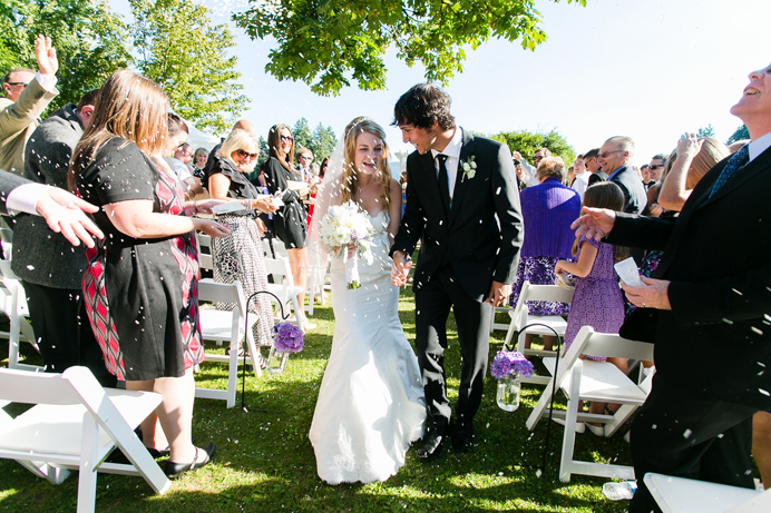 Outdoor wedding ceremony venues in Vancouver