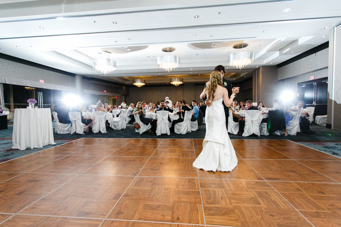 Large wedding venues in Vancouver Pinnacle Hotel