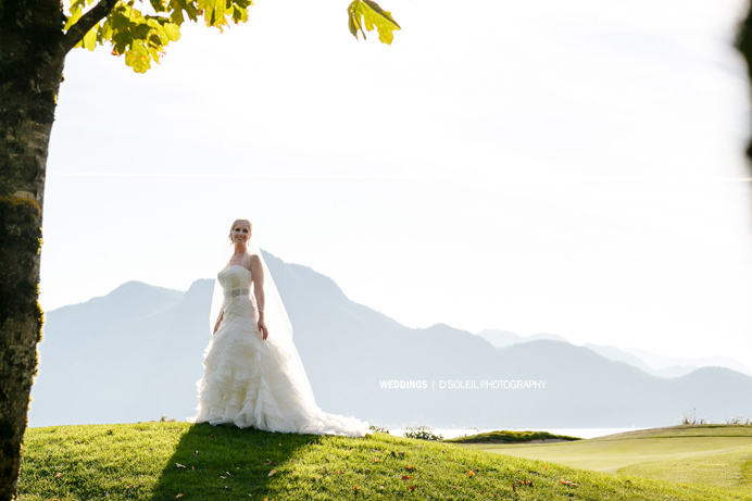 Furry Creek Wedding photos near Whistler