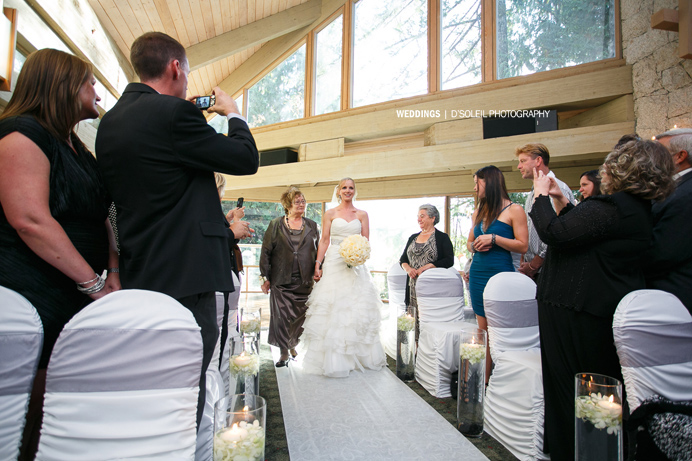Furry Creek Wedding