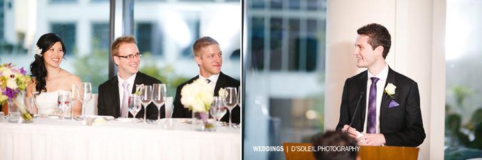 Luxury wedding reception venues Vancouver