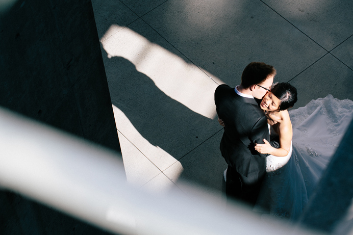 Fairmont Pacific Rim Weddings