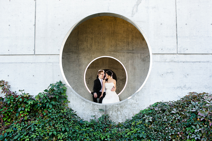 Fairmont Pacific Rim Hotel Weddings