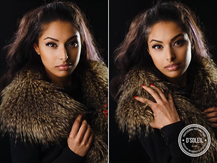 Model headshots Vancouver
