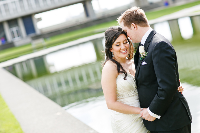 Weddings at SFU Burnaby