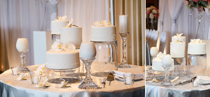 Unique wedding cakes Vancouver