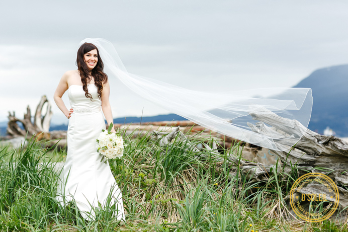 Jericho Beach weddings