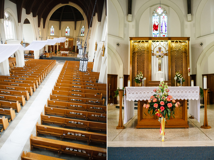 St. Augustine Church weddings