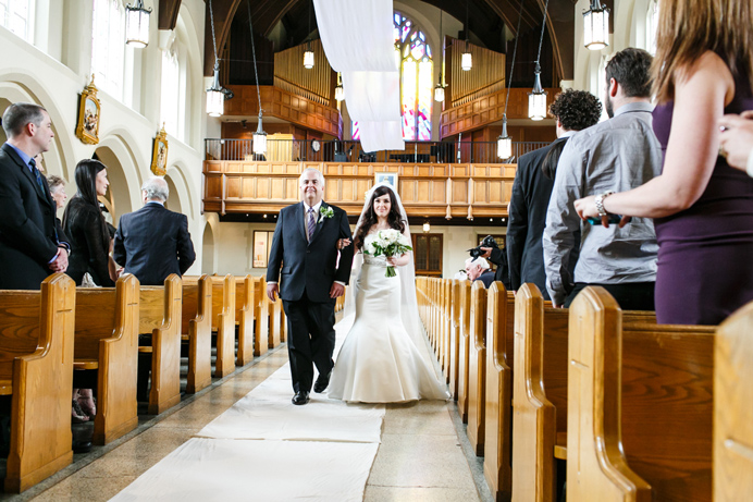 St. Augustine Catholic weddings