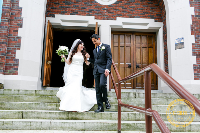 St. Augustine wedding processional