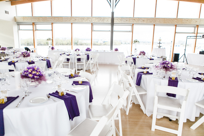 UBC Boathouse wedding reception venue