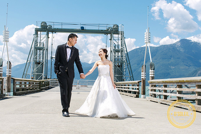 squamish bc wedding