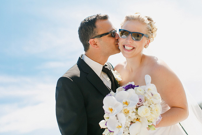 Wedding ray bans
