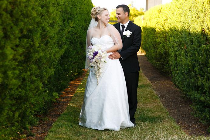 SFU Diamond Alumni Centre wedding