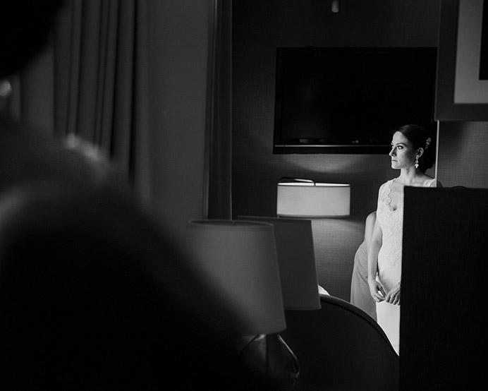 Loden Hotel wedding getting ready