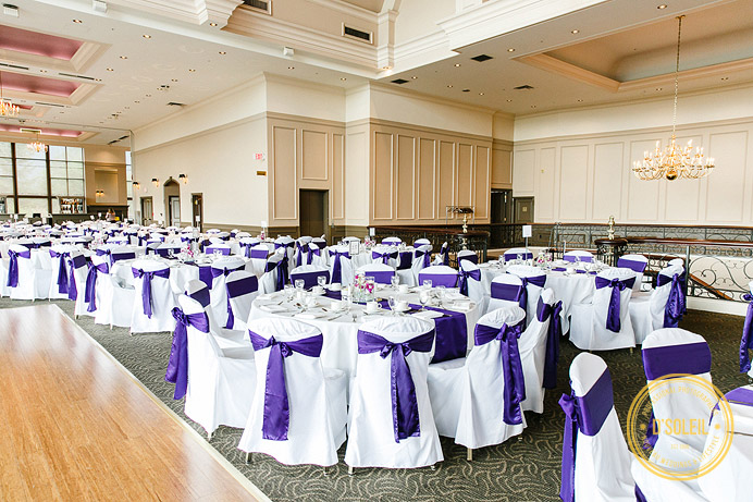 Swaneset ballroom