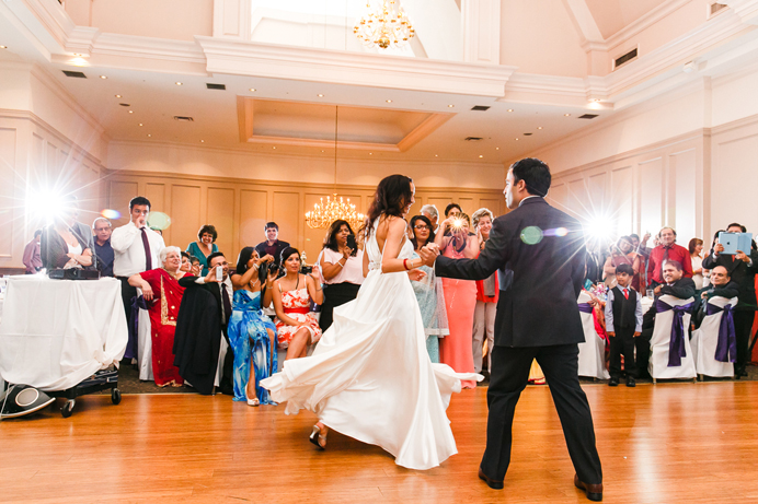 swaneset wedding dancing ballroom