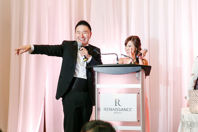 Renaissance Hotel Vancouver Wedding