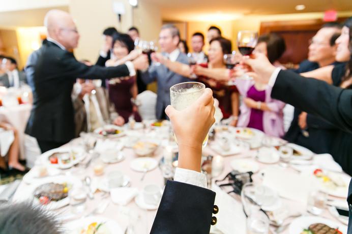 Chinese Renaissance Hotel Vancouver Wedding