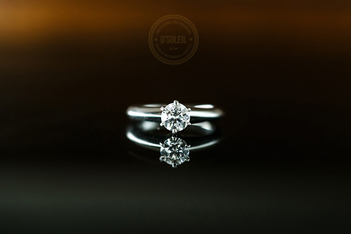 Vancouver Tiffany wedding ring