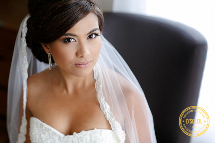 Bridal wedding makeup Vancouver