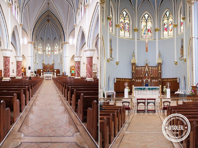 Holy Rosary Cathedral Wedding Vancouver