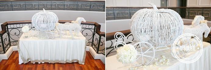 Swan-e-set Golf Wedding Decor CC Roa