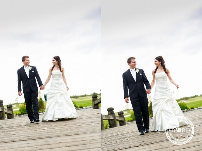 Swan-e-set Golf Wedding Photos